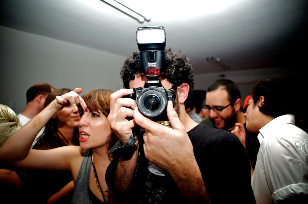 Smile! Photo: Michell Zappa https://www.flickr.com/photos/michellzappa/