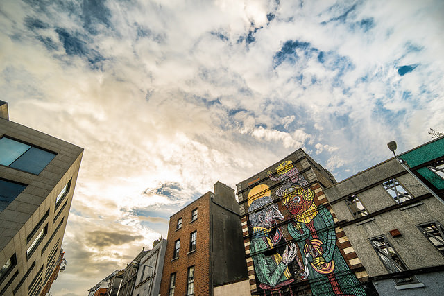 Smithfield, Dublin, July 2014. Photo: Giuseppe Milo http://www.flickr.com/photos/giuseppemilo